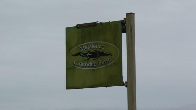 Melaleuca Crocodile Farm
