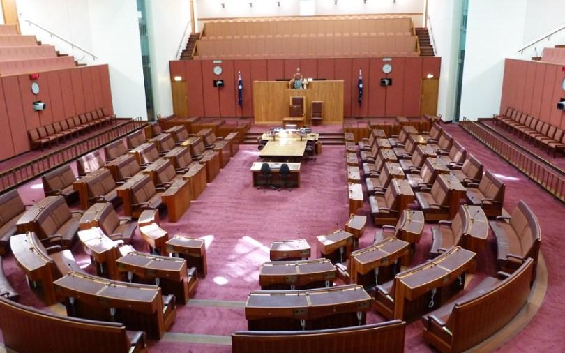 Le Sénat Asutralien