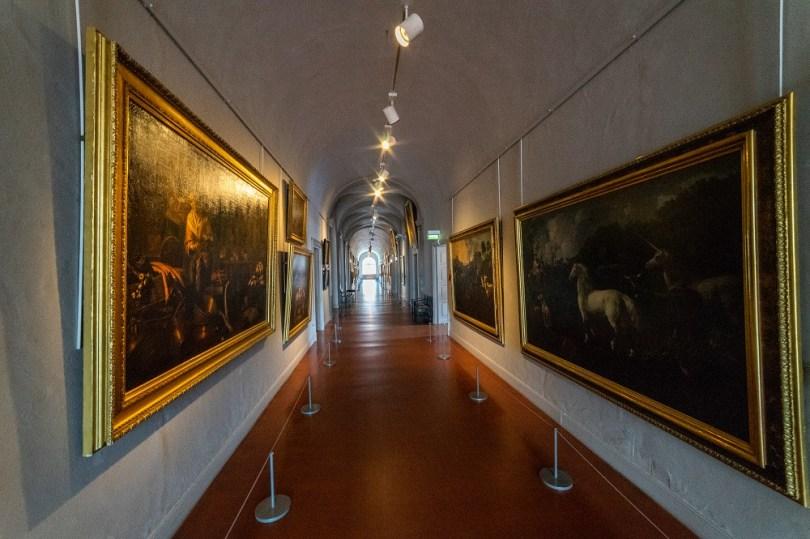 Palais Fesch, galerie de tableaux