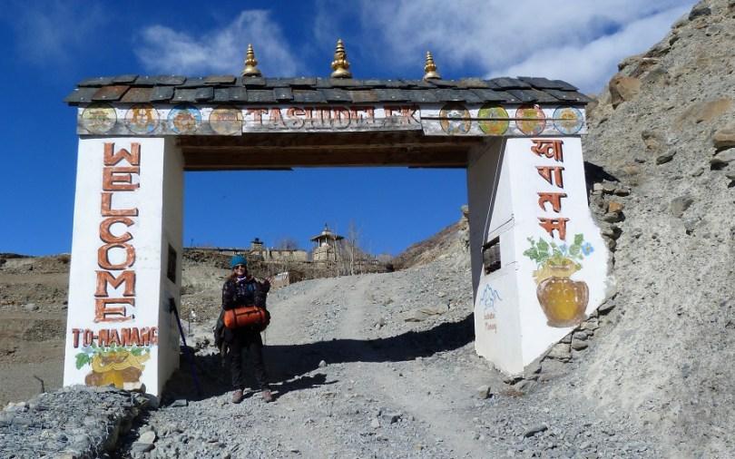 Annapurna Manang Porte