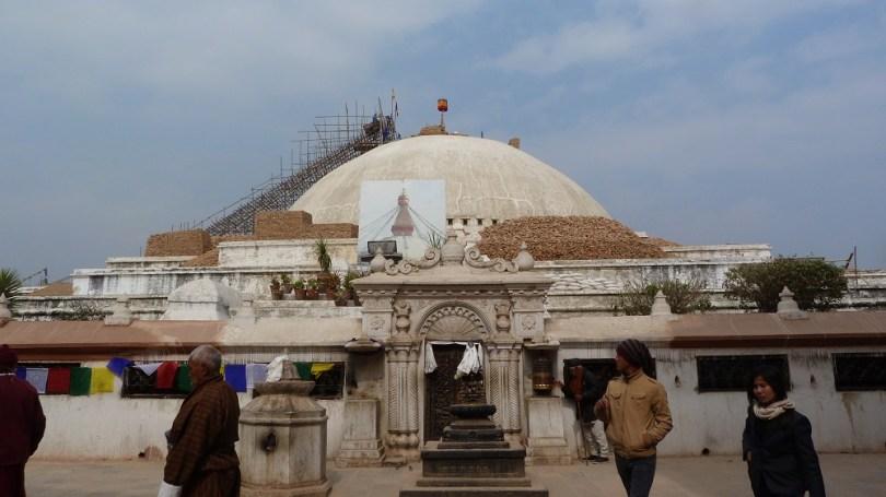 Bodnath stupa nepal katmandou