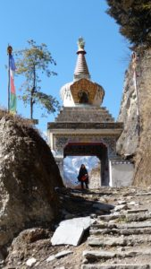 Annapurna, porte nepal