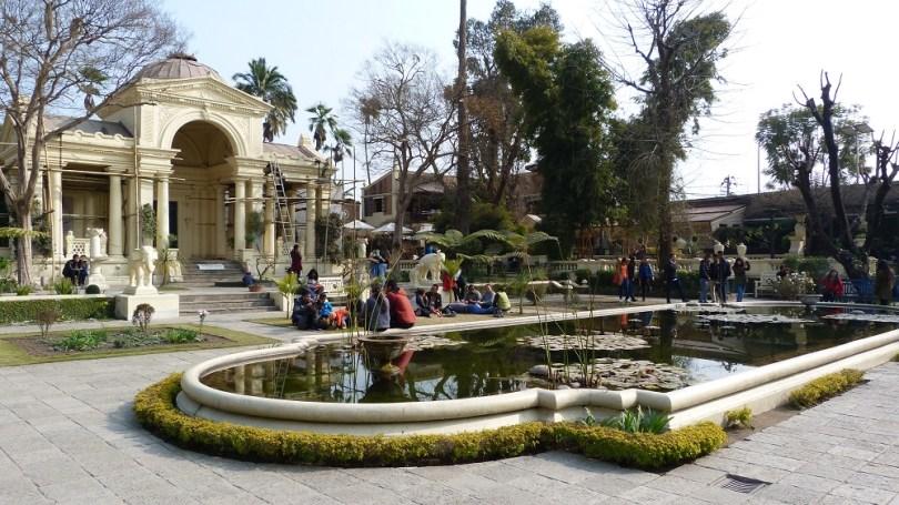Katmandou garden of dreams jardin des reves