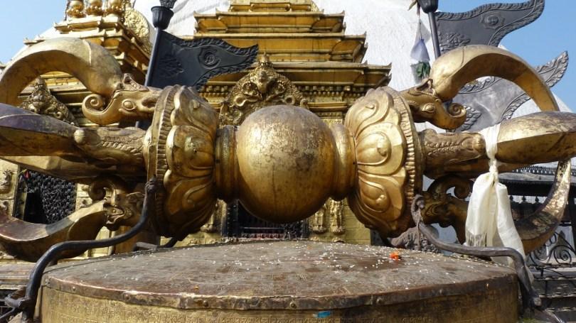 Nepal Swayambhunath Dorje