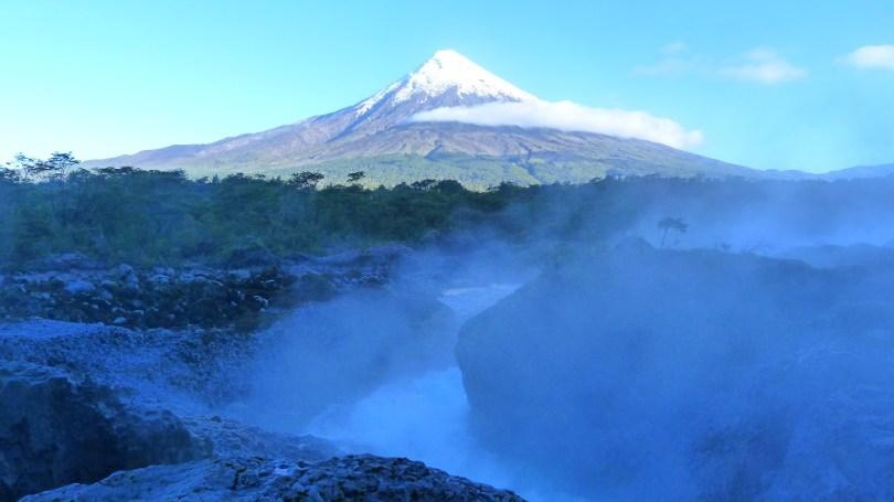 Saltos de Petrohue cascades Osorno