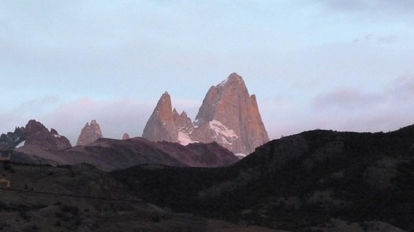 Patagonie argentine fitz roy