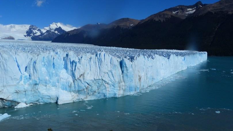 Perito moreno glacier lac