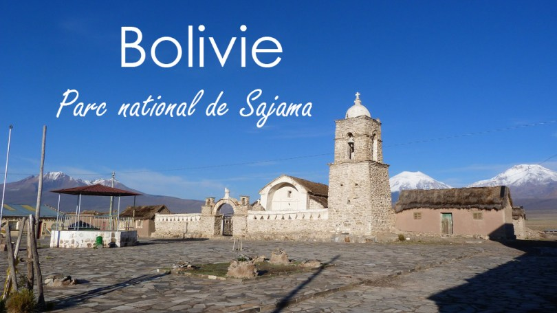 Bolivie sajama