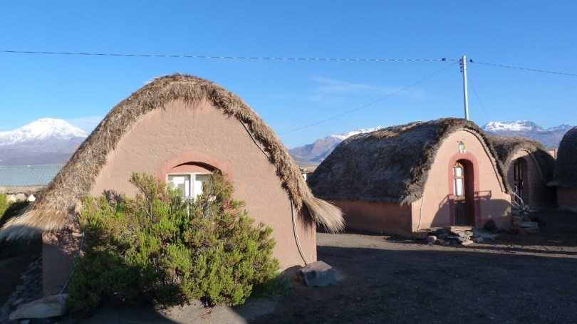 Hostal sajama bolivie