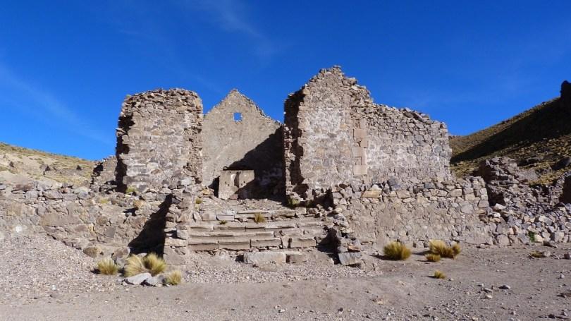 Iglesia pueblo fantasma lipez