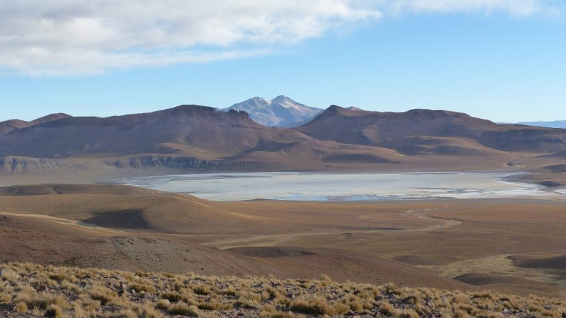 Uturuncu laguna morejon bolivie lipez