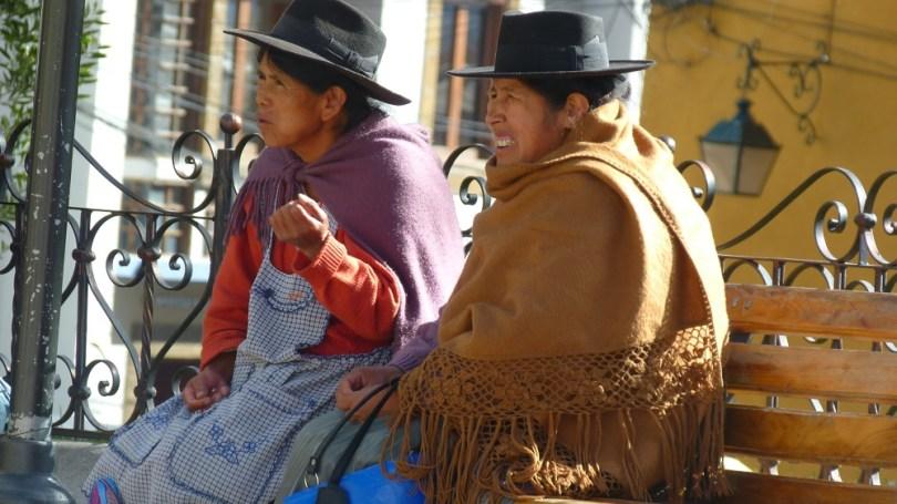 potosi cholitas