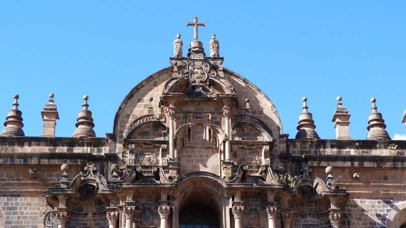 catedral cuzco