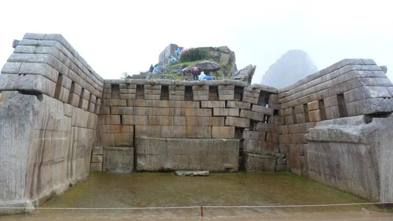 Machu Picchu temple principal