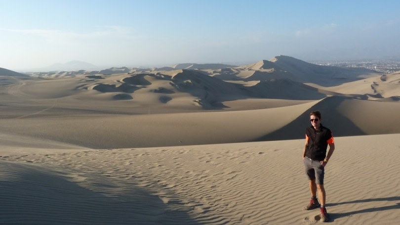 Dunes sables huacachina thomas