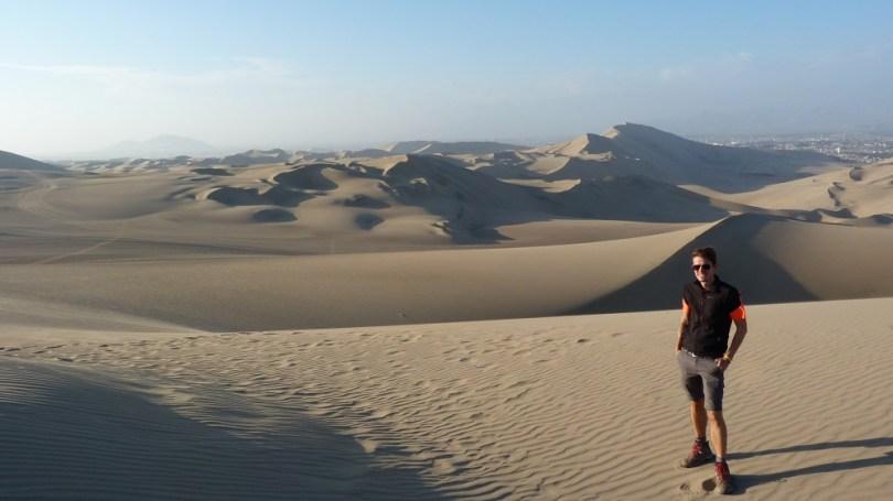 Dunes sables huacachina thomas