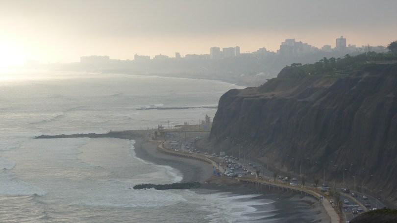 Miraflores playa costa verde
