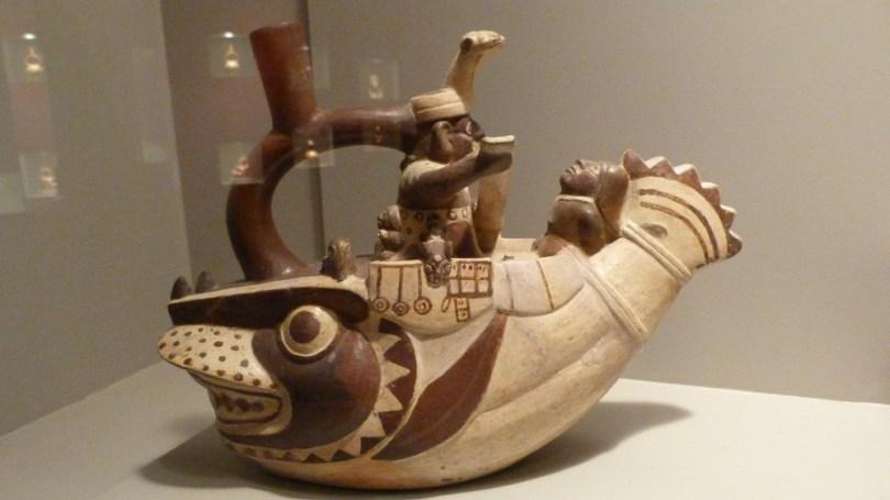 Museo larco ceramique