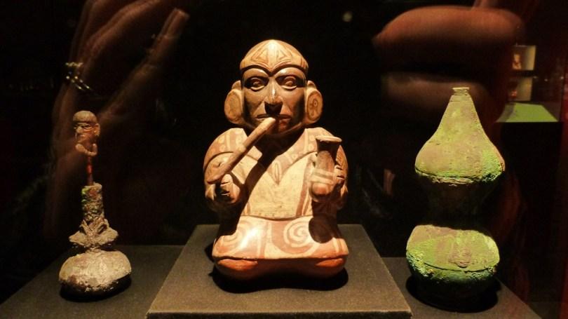 Museo larco ceramiques