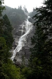 colombie britannique shannon falls
