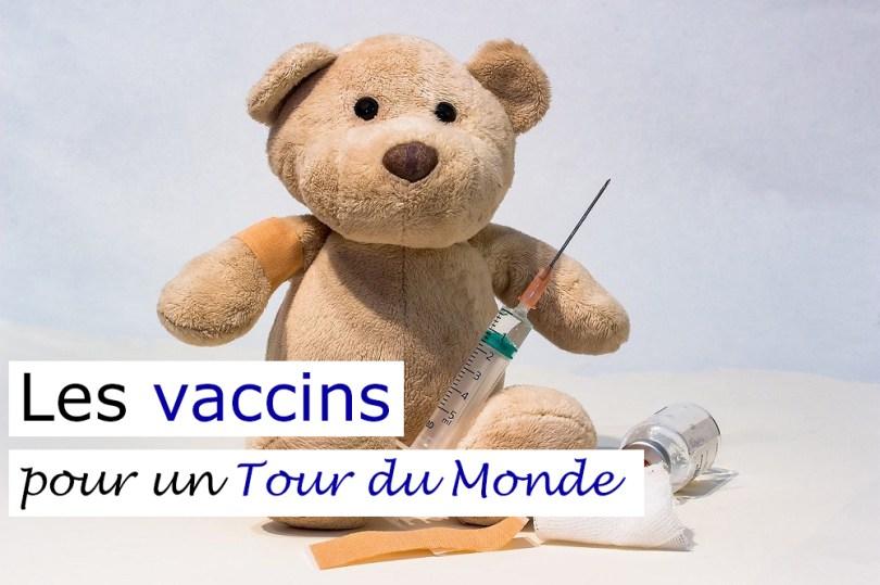 vaccins tour du monde