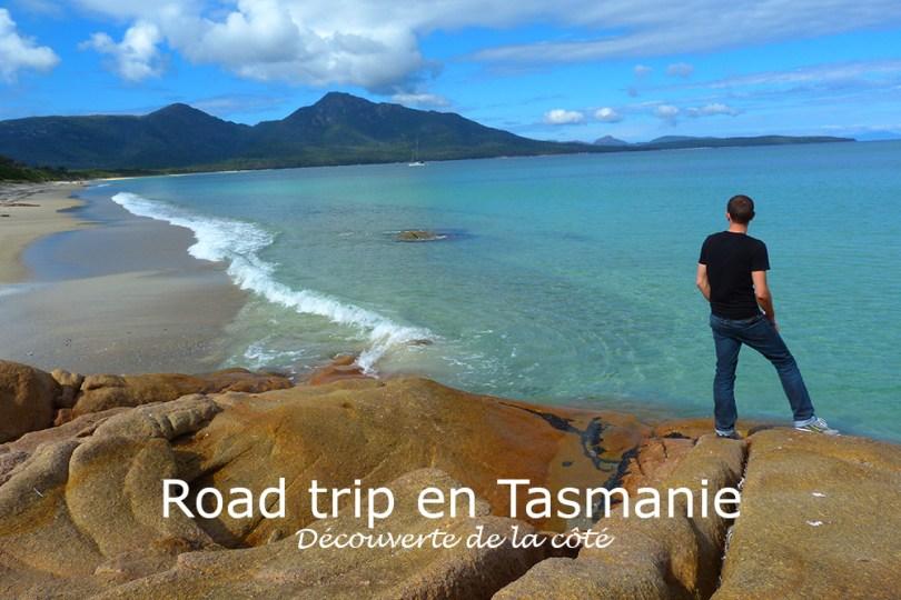 road trip tasmanie cote