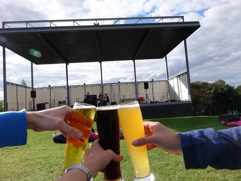 tasmanie road trip biere mona