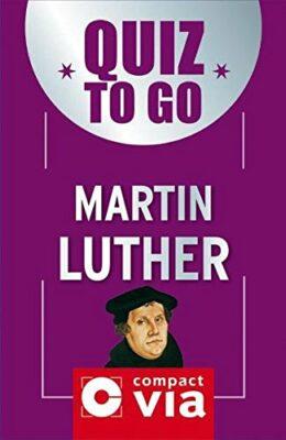 Quiz: Quiz to go Martin Luther