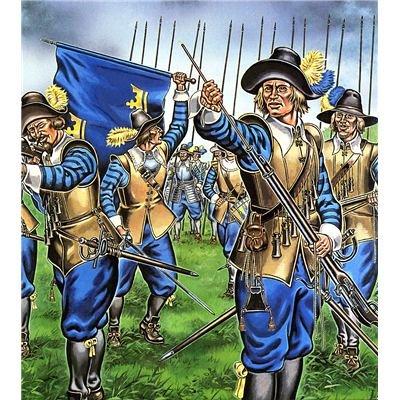 Schwedische Infanterie (30jähriger-Krieg)