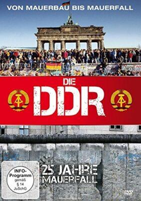 DVD: Die DDR - Von Mauerbau bis Mauerfall