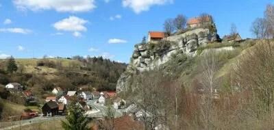 Pottenstein: Burg Pottenstein