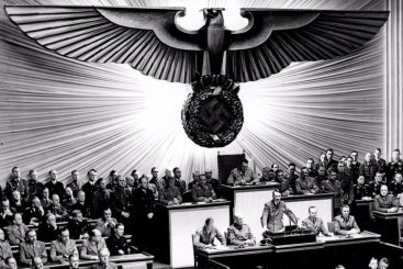 11 de diciembre de 1941 Alemania e Italia declaran la guerra a Estados Unidos