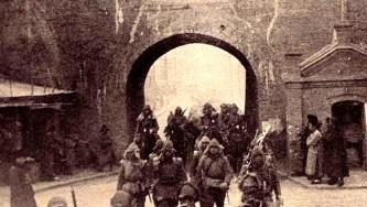 18 de septiembre de 1931 El Imperio Japonés invade Manchuria