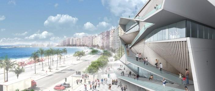 Museu da Imagem e do Som (MIS) do Rio de Janeiro