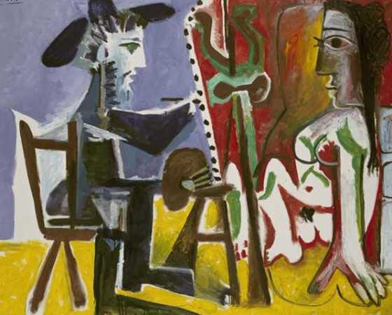 Exposição Picasso e a Modernidade Espanhola