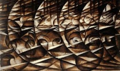 Futurismo e Pinacoteca SP