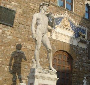 Davi, em Florença