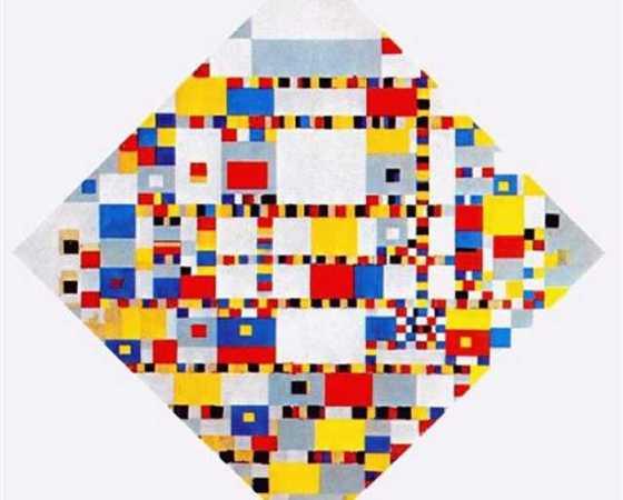 Arte Abstrata – Declaração de Piet Mondrian