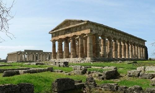 Paestum – uma Cidade Grega no sul da Itália