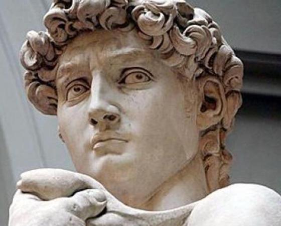 David de Michelangelo no Tatuapé?!