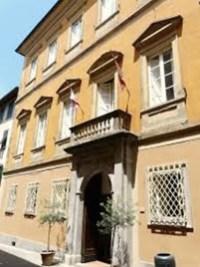 Entrada Museu Etrusco