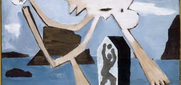 Picasso: mão erudita, olho selvagem