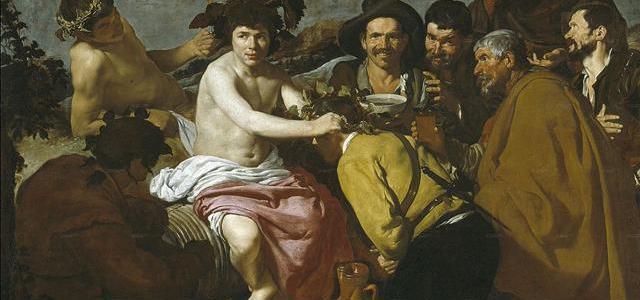 O Triunfo de Baco, Velázquez