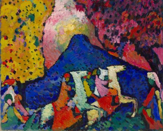 Primavera, Kandinsky