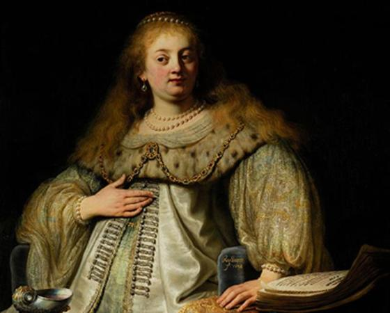 Judite no banquete de Holofernes, Rembrandt