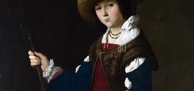 Santa Margarida da Antióquia, Francisco de Zurbarán