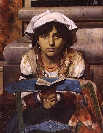 Cecília,   Henrique Pousão