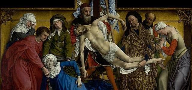 A Deposição, Rogier van der Weyden