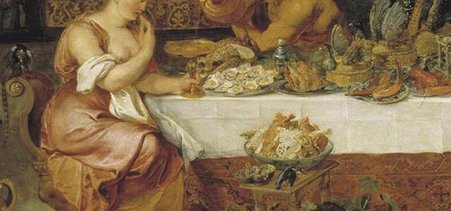 O Gosto, Jan Bruegel e Peter Paul Rubens