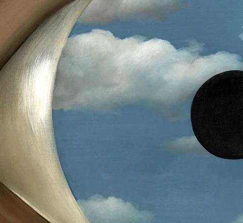 O Espelho Falso – René Magritte